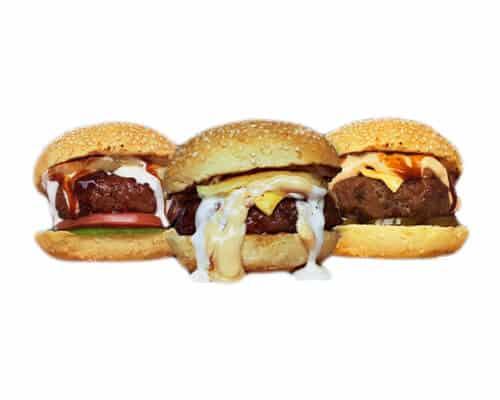 Smash burger Meal
